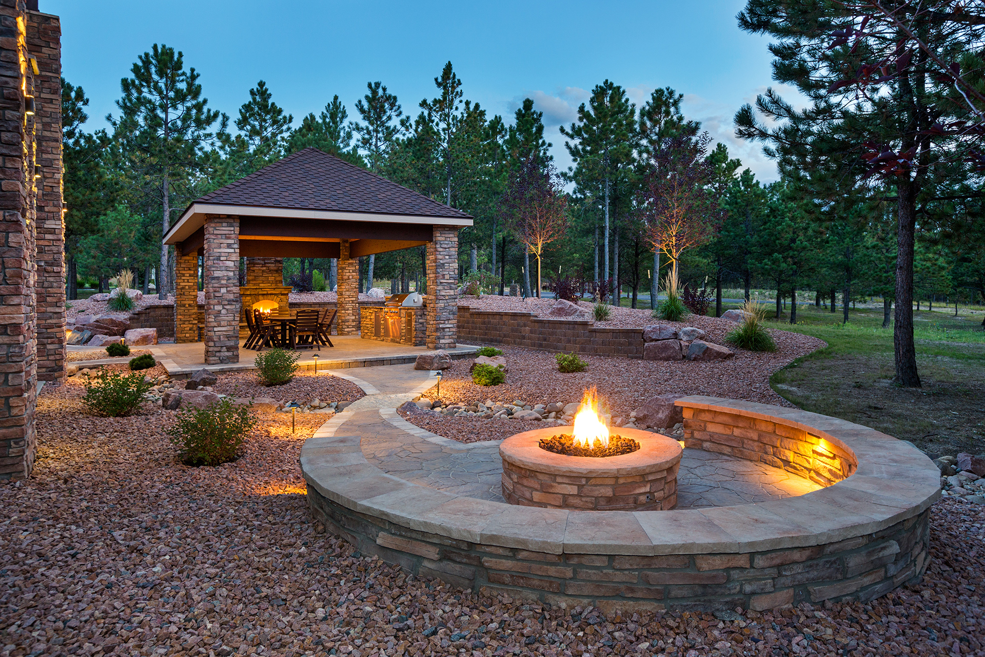 Eco-Friendly Hardscapes